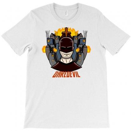 Funny Daredevil T-shirt Designed By Thesamsat