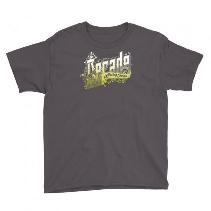 Decade Lettering Youth Tee Designed By Buckstore