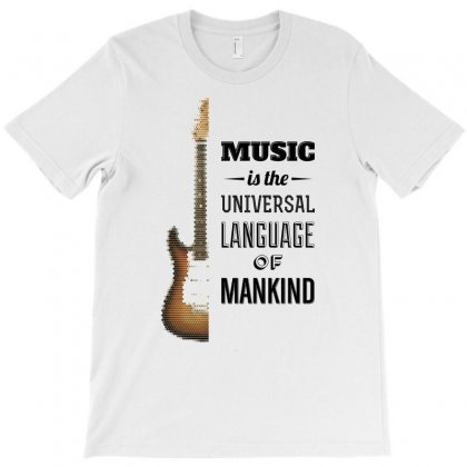 Music Quotes T-shirt Designed By Thesamsat