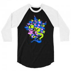 wildstyle 3/4 Sleeve Shirt | Artistshot