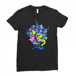 wildstyle Ladies Fitted T-Shirt | Artistshot