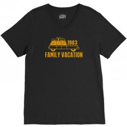 family vacation V-Neck Tee | Artistshot