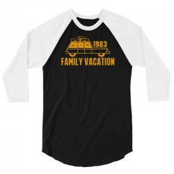 family vacation 3/4 Sleeve Shirt | Artistshot