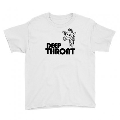Deep Throat Youth Tee Designed By Ditreamx