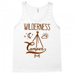 wilderness camper Tank Top | Artistshot