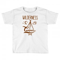 wilderness camper Toddler T-shirt | Artistshot