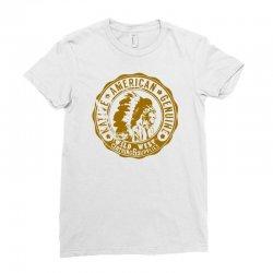 wild west Ladies Fitted T-Shirt | Artistshot