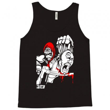 Red Murder Tank Top Designed By Specstore