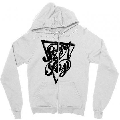 Schoo Lof Joy Zipper Hoodie Designed By Specstore