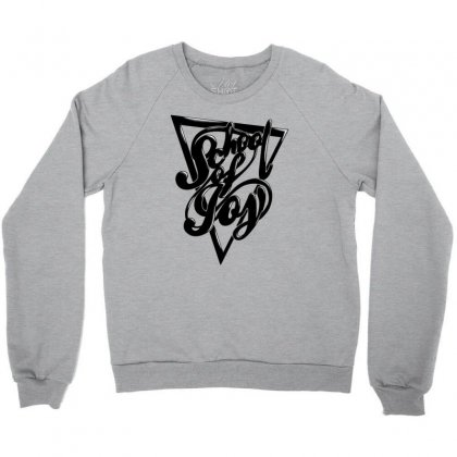 Schoo Lof Joy Crewneck Sweatshirt Designed By Specstore