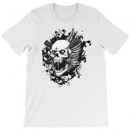 Sealed Vampire Skull T-shirt Designed By Specstore
