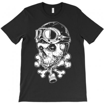 Dead Rider T-shirt Designed By Ditreamx