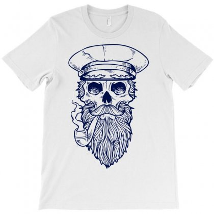 Beardy Sailor T-shirt Designed By Ditreamx