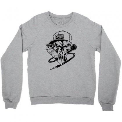 Skull Artis Crewneck Sweatshirt Designed By Specstore