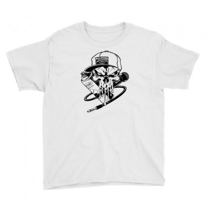 Skull Artis Youth Tee Designed By Specstore