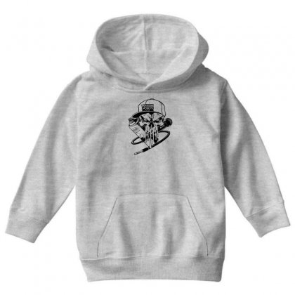Skull Artis Youth Hoodie Designed By Specstore