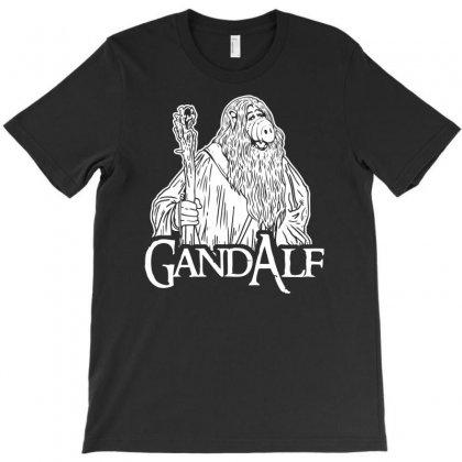 Wrong Gandalf T-shirt Designed By Ditreamx