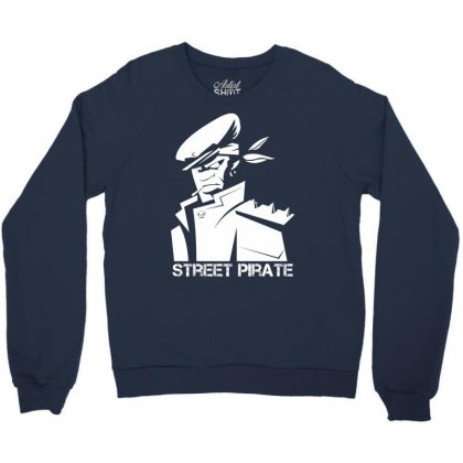 Street Pirate Crewneck Sweatshirt Designed By Specstore