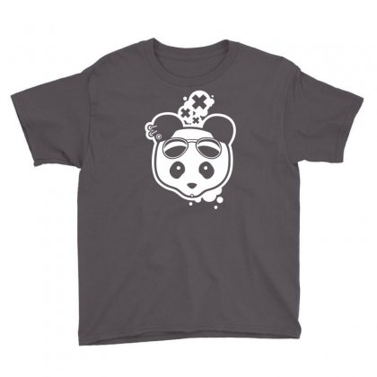 Super Hippies Panda Youth Tee Designed By Specstore