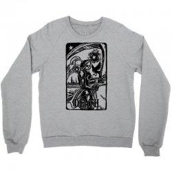 Tarot Death Card Crewneck Sweatshirt | Artistshot