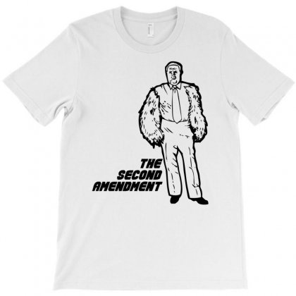 The Second Amendment T-shirt Designed By Ditreamx