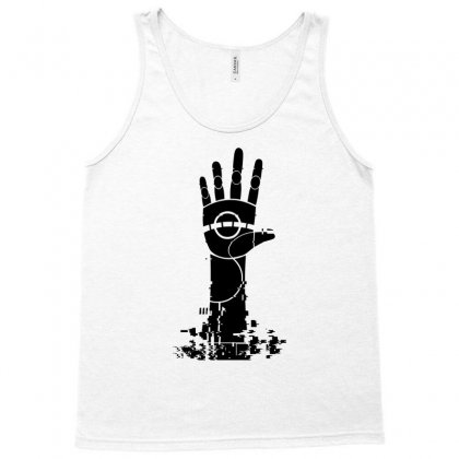The Unperson Hand Tank Top Designed By Specstore