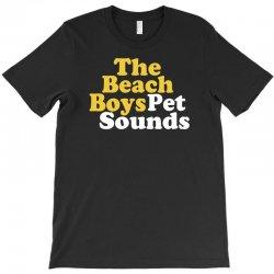 The Beach Boys Pet Sounds T-Shirt | Artistshot