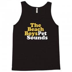 The Beach Boys Pet Sounds Tank Top | Artistshot