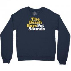 The Beach Boys Pet Sounds Crewneck Sweatshirt | Artistshot