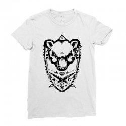 wild bear Ladies Fitted T-Shirt | Artistshot