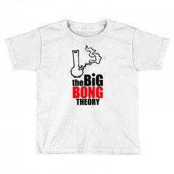 Big Bong Theory Toddler T-shirt | Artistshot