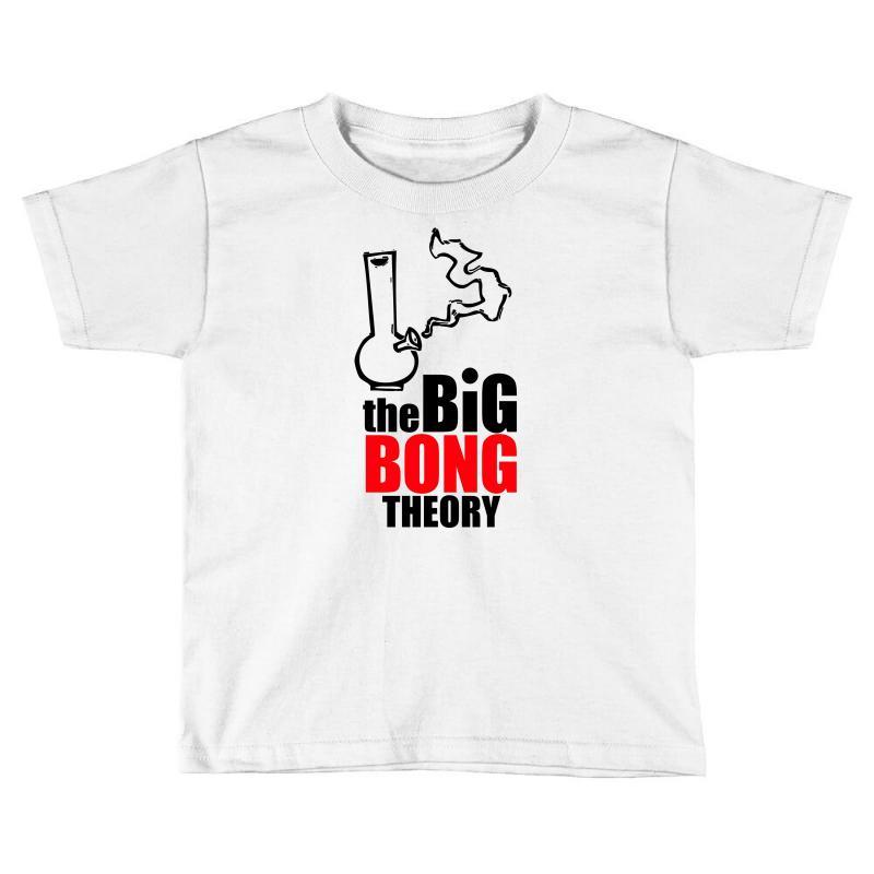893f2d8a9 Custom Big Bong Theory Toddler T-shirt By Thesamsat - Artistshot
