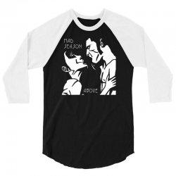 MAD SEASON 3/4 Sleeve Shirt | Artistshot