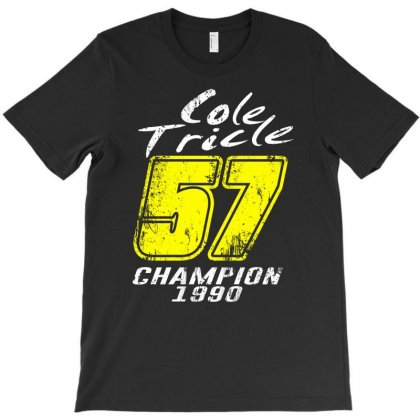 Cole Trickle Days Of Thunder Movie T-shirt Designed By Thesamsat