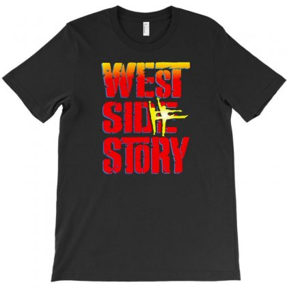 West Side Story T-shirt Designed By Thesamsat