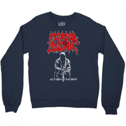 Altars Of Sauron Crewneck Sweatshirt Designed By Specstore