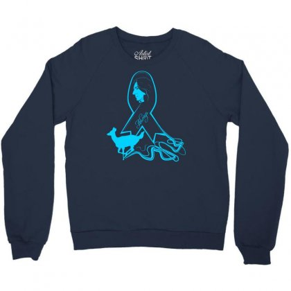 Always Potranum Crewneck Sweatshirt Designed By Specstore