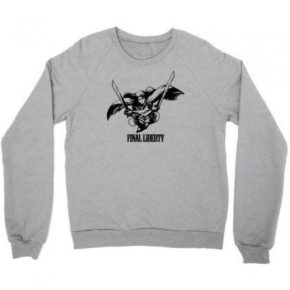Final Liberty Crewneck Sweatshirt Designed By Specstore