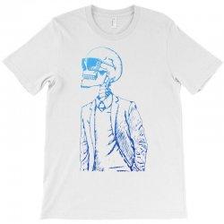 Gentleman Skull T-Shirt | Artistshot