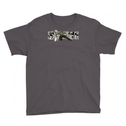Graffiti Man Youth Tee Designed By Specstore