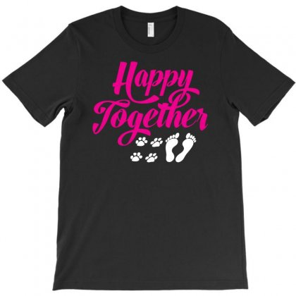 Happy Together With Pet T-shirt Designed By Specstore