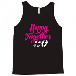 Happy Together With Pet Tank Top   Artistshot