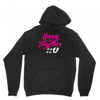 Happy Together With Pet Unisex Hoodie Designed By Specstore