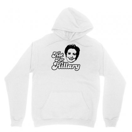 Hot For Hillary Unisex Hoodie Designed By Specstore