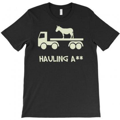 Hauling A T-shirt Designed By Buckstore