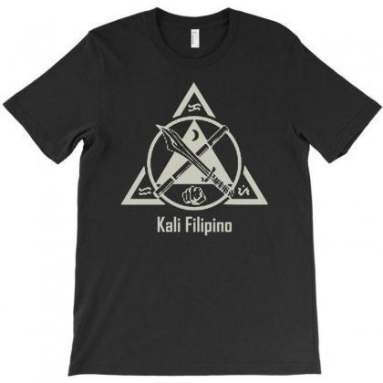 Kali Filipino Martial T-shirt Designed By Buckstore