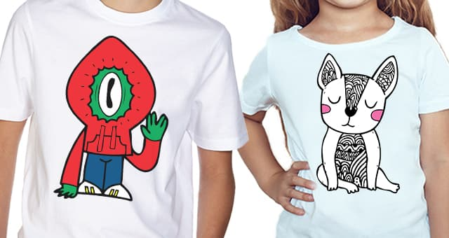 Custom Kids T-Shirts | Artistshot